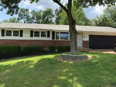 3 Bed 1 Bath Foreclosure Property in Arnold, MO 63010 - Jere Ln