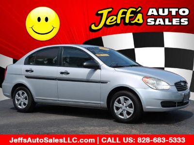 2009 Hyundai Accent GLS (Silver)