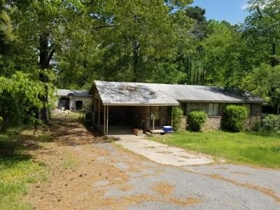 3 Bed 1 Bath Foreclosure Property in Little Rock, AR 72206 - Circle Lake Rd