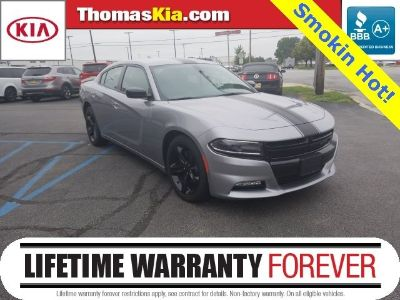 2017 Dodge Charger R/T (Bright Silver Metallic Clearcoat)