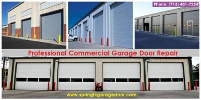 Local Garage Door Repair, Spring Repair & New Installation $25.95 | Spring, 77379 TX