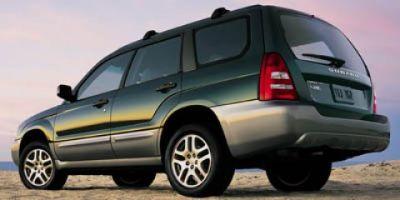 2005 Subaru Forester XS L.L.Bean Edition ()