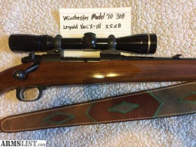 For Sale: Winchester 70