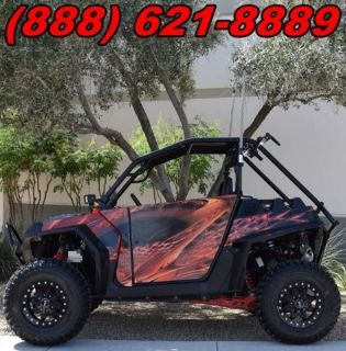 2011 Polaris Ranger RZR 900 XP