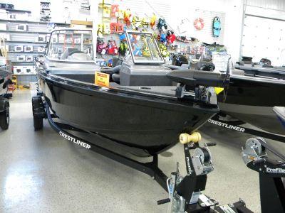 2019 Crestliner 1700 Vision Aluminum Fish Boats Kaukauna, WI