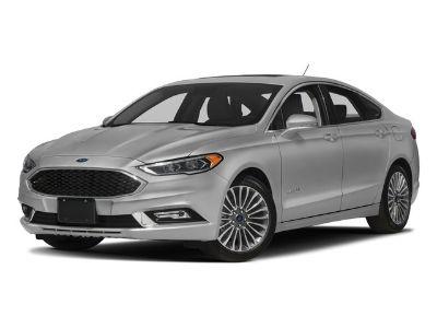 2018 Ford Fusion Hybrid Titanium (Black)