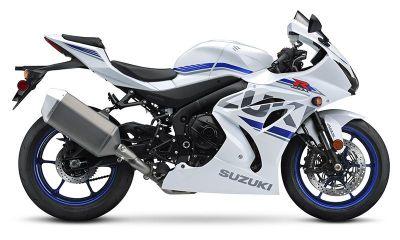 2018 Suzuki GSX-R1000 Supersport Irvine, CA