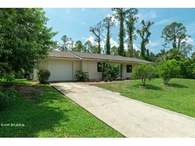 3 Bed 2 Bath Foreclosure Property in Palm Coast, FL 32164 - Porcupine Dr