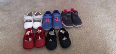 Toddler shoes size 4 and 5