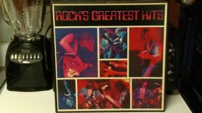 1976 Rocks Greatest Hits 3 album set