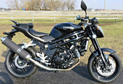 2016 Hyosung GT650 COMET Standard/Naked Motorcycles Marengo, IL