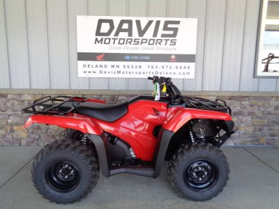 2018 Honda FourTrax Rancher 4x4 DCT IRS Utility ATVs Delano, MN