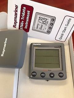 Purchase Raymarine ST60+ Tridata Repeater, Digital motorcycle in Santa Cruz, California, United States, for US $325.00
