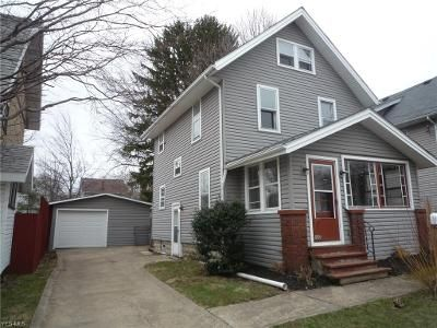 3 Bed 1 Bath Foreclosure Property in Akron, OH 44301 - E Mapledale Ave
