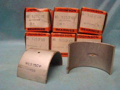 Find White Truck 390 427 452 470 490 504 532 Connecting Rod Bearing Set 020 1946-1962 motorcycle in Vinton, Virginia, United States, for US $215.00