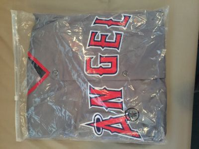 Angels CoolBase Jersey Mike Trout (27)
