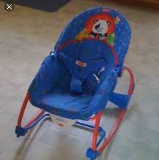 Fisher Price bouncer rocking chair