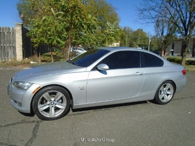 2009 BMW 3-Series 328xi Coupe - SULEV 6-Speed Automatic