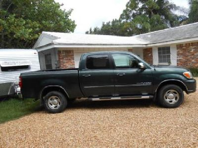 2005 Tundra Double Cab 4WD + 2015 KZ 16 Camper- $25900 (Anchorage)
