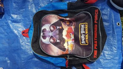 Angry Birds Star Wars Backpack