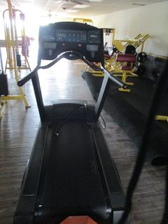 Life Fitness 9500HR Treadmill RTR#7073241-04