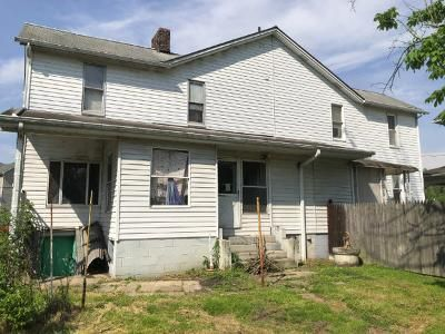 2 Bed 1 Bath Foreclosure Property in Blairsville, PA 15717 - Johnson Ave