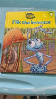 A Bugs Life. .Flik the Inventor