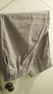 Alfred dunner grey stretch band pants