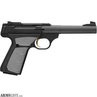 For Sale: Browning Buck Mark Camper UFX 22LR Rimfire Pistol
