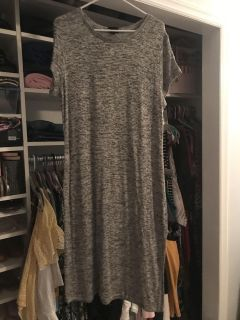 Mossimo Target Size XL Sweater Dress NEW