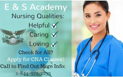 Become a Certified Nurse Aide with just 4 weeks of training!