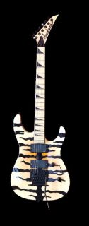Eddie VanHalen's guitar collection and