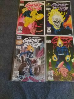Ghost Rider comics $2 each