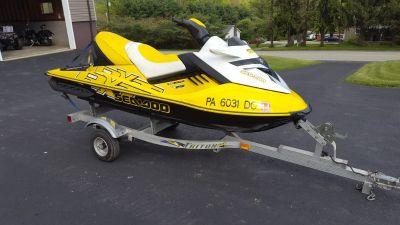 2009 SeaDoo RXT-215 Supercharged (3 Seat) Jet Ski