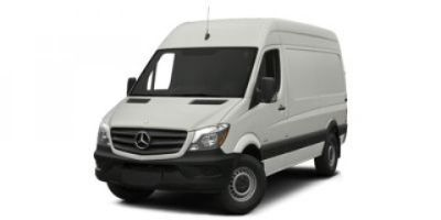 2017 Mercedes-Benz Sprinter 2500 170 WB (Arctic White)