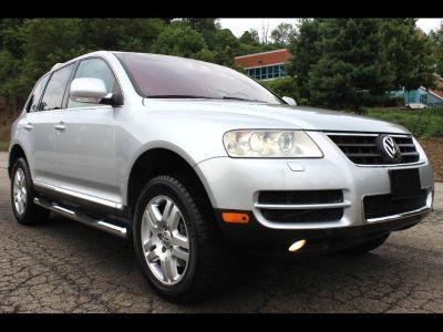 Used 2004 Volkswagen Touareg V8, 62,272 miles