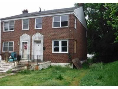 3 Bed 1 Bath Foreclosure Property in Brooklyn, MD 21225 - Doris Ave