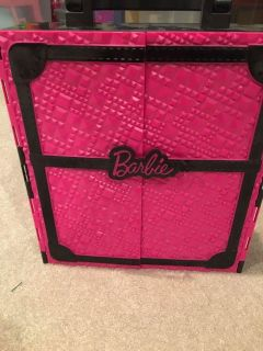 Barbie carrying case