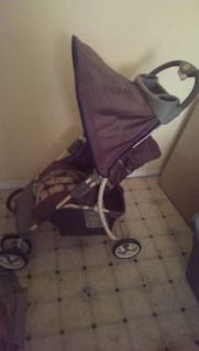cosco safari stroller