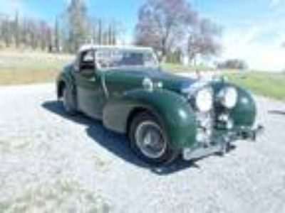 1947 Triumph 1800 Roadster