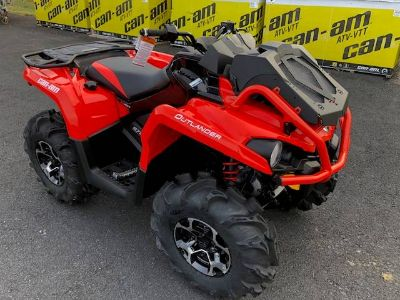 2018 Can-Am Outlander X mr 570 Utility ATVs Grantville, PA