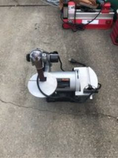 allwin mini disk and belt sander