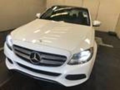 2016 MERCEDES-BENZ C-Class with 29477 miles!
