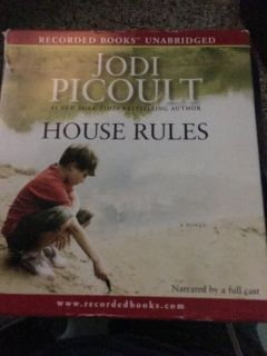 CD Audiobook House Rules Picoult
