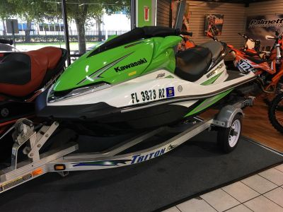 2008 Kawasaki Jet Ski Ultra 250X 3 Person Watercraft Hialeah, FL