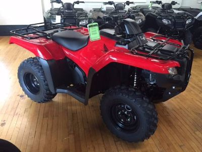 2017 Honda FourTrax Rancher 4x4 Utility ATVs Palmerton, PA