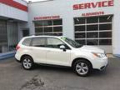 Used 2016 SUBARU FORESTER For Sale