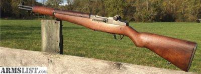For Sale: Harrington & Richardson Model M1 Garand