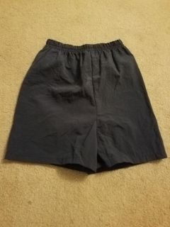 SIZE 7, ZXS SPORT, NAVY BLUE SWIM TRUNKS, EXCELLENT CONDITION, SMOKE FREE HOUSE
