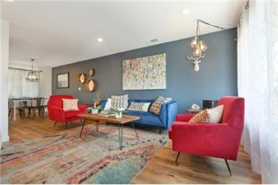 Newly Remodeled 2BR/1. 5BA Townhome in the Heart of